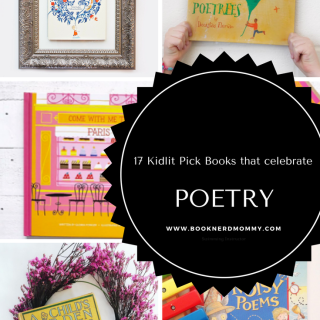 17 Picture Books Celebrating Poetry from Kidlit Picks