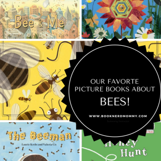 Our Favorite Picture Books About Bees