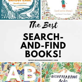 Search and find books are a staple for childhood. These are some beautiful ones that are a treat to look at and a blast to search through. This list also ranges from easier to more difficult.