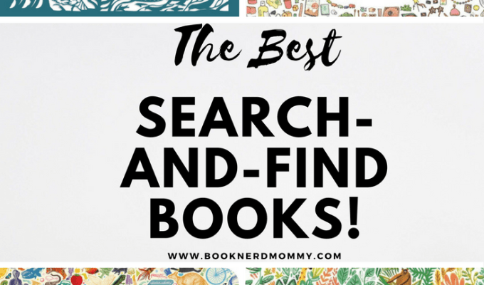 The Best Search-and-Find Books