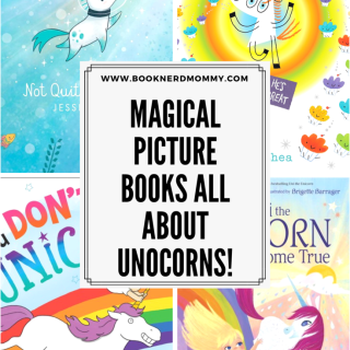 Magical Picture books All About Unicorns!