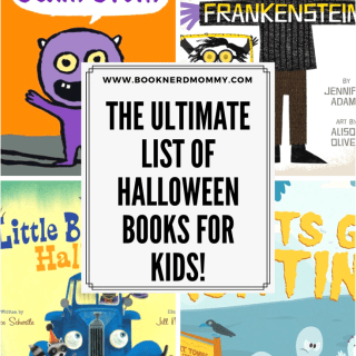 The Ultimate List of Halloween Books for Kids!