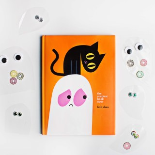 "Adorable Ghost Craft Inspired by ""The Scariest Book Ever"""
