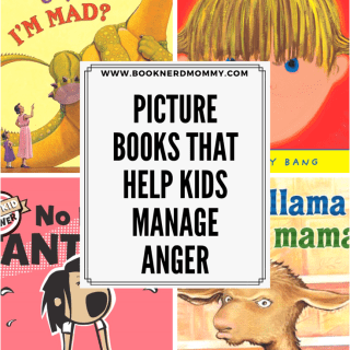 Picture books to Help Children Manage Anger