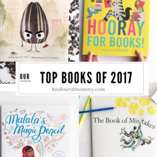 From motivational to humorous, these are our top favorite picture books of 2017!