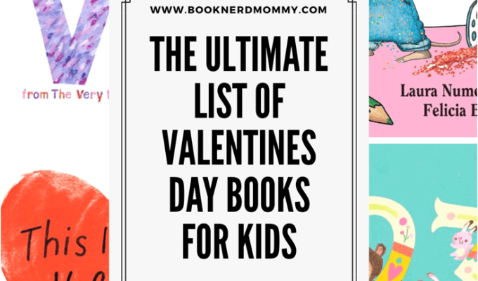 The Ultimate List of Valentine's Day Books for Kids