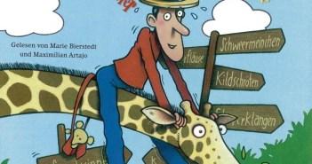 Mathias Jeschke - Der Wechstabenverbuchsler/Der Wechstabenverbuchsler im Zoo Cover © Lübbe Audio