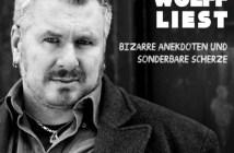 Moses Wolff - Bizarre Anekdoten und sonderbare Scherze Cover © suedpolmusic
