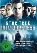 Star Trek Into Darkness DVD Cover © Paramount Pictures
