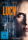Lucy (Film, DVD, Blu-ray)  Cover © Universal