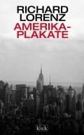 Richard Lorenz - Amerika-Plakate (Cover © kuk/Edition Phantasia)