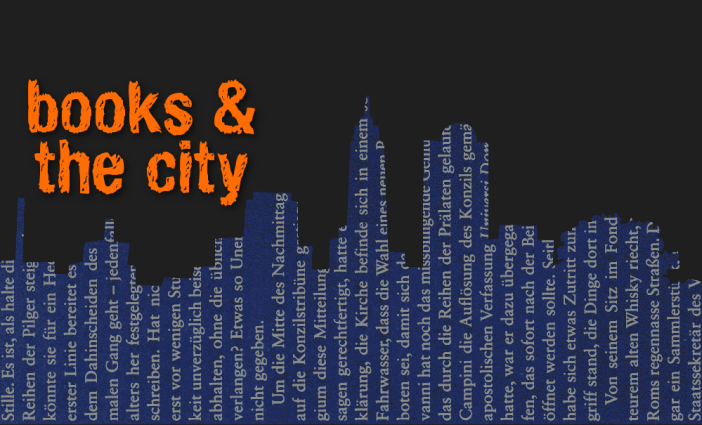 Books & The City Logo © booknerds.de