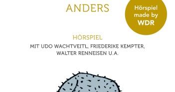 Andreas Steinhövel - ANDERS (Cover (c) Hörbuch Hamburg, Peter Schössow)