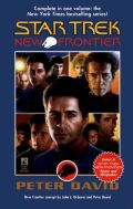 Peter David - New Frontier 1 (Cover © Pocket Books)