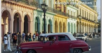 Karl-Heinz Raach & Roland F. Karl – Kuba – Königin der Antillen (Cover © Stürtz Verlag)