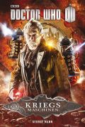 George Mann: Doctor Who: Kriegsmaschinen (Cover © Cross Cult)