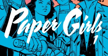 Paper Girls 1 © Cross Cult
