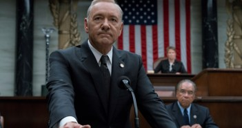 House of Cards Staffel 5 - Frank Underwood (Szenenbild © Sky)