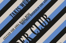 Takis Würger - Der Club Cover © headroom sound production
