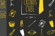 Thekla Kraußeneck - Cronos Cube (Cover © Liesmich Verlag)