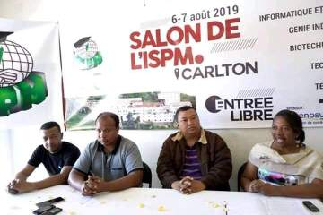Salon' de l'ISPM 2019