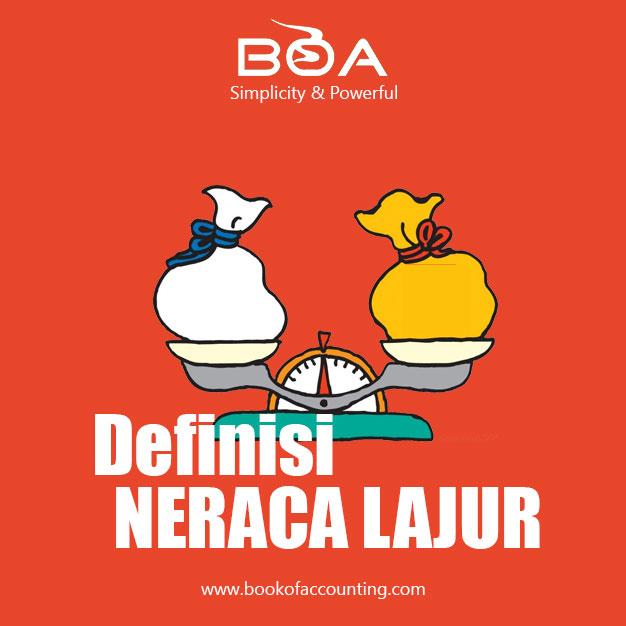 Definisi Neraca Lajur