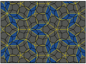 First Penrose Tiling