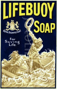 Lifebuoy Soap - Grace Darling