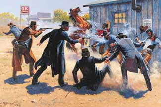 Image result for gunfight at the ok corral