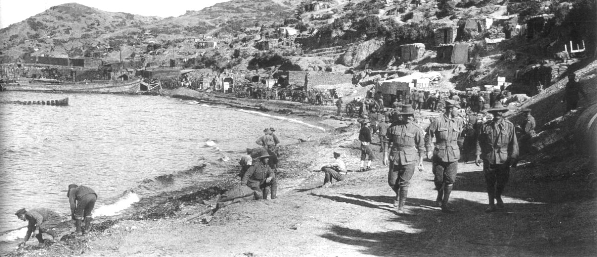 gallipoli campaign failure
