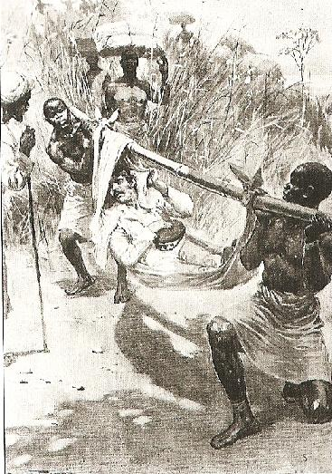 Hereu0027s A Great Example From Burton. Burtonu0027s Camp Was Attacked By A Somali  Raiding Party. He Writes His Recollection Of A Time When His Encampment Was  ...  Dr Livingstone I Presume Book