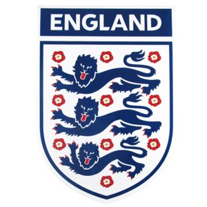 England football association - three lions crest