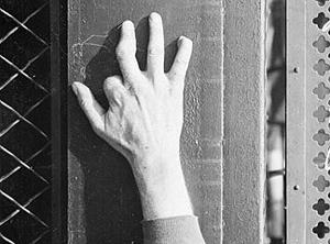 three-finger Brown