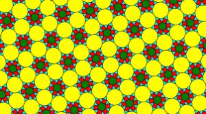 A Tessellation of Regular Polygons