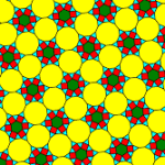 A Tessellation of Regular Polygons