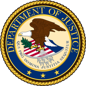 U.S. Department of Justice United States