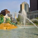 Swann Memorial Fountain (Photo by B. Krist for Visit Philadelphia)