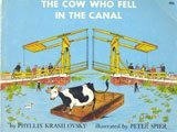 The Cow Who Fell cover