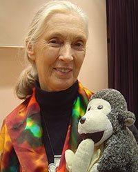Dr. Jane Goodall