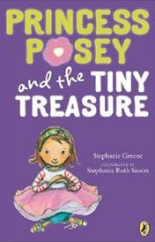 Princess Poeey and the Tiny Treasure