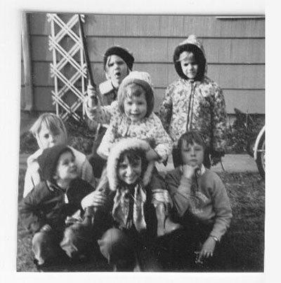 Lynne Jonell Childhood Memories