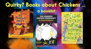 Quirky Booklist about Chickens