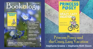 Bookstorm: Princess Posey and the Crazy, Lazy Vacation