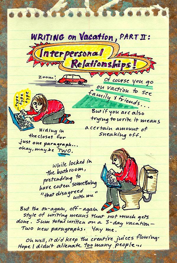 Page Break: Interpersonal Relationships