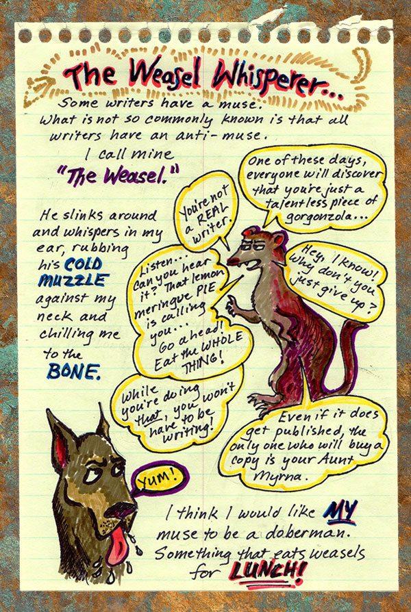 Page Break - Weasel Whisperer