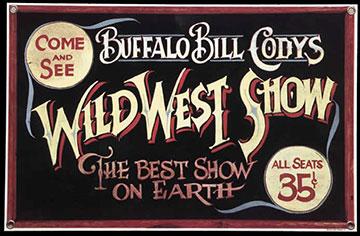 Buffalo Bill Cody Wild West Show