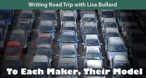 Writing Road Trip