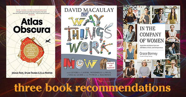 Three book recommendations by Karen Cushman
