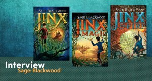 Interview with Sage Blackwood