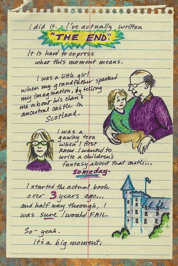 Page Break Lynne Jonell